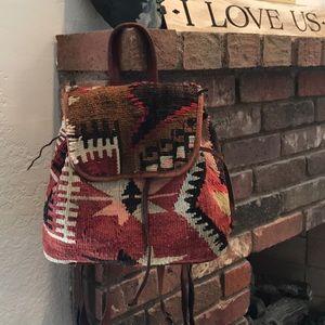 Handmade Backpack from Turkey